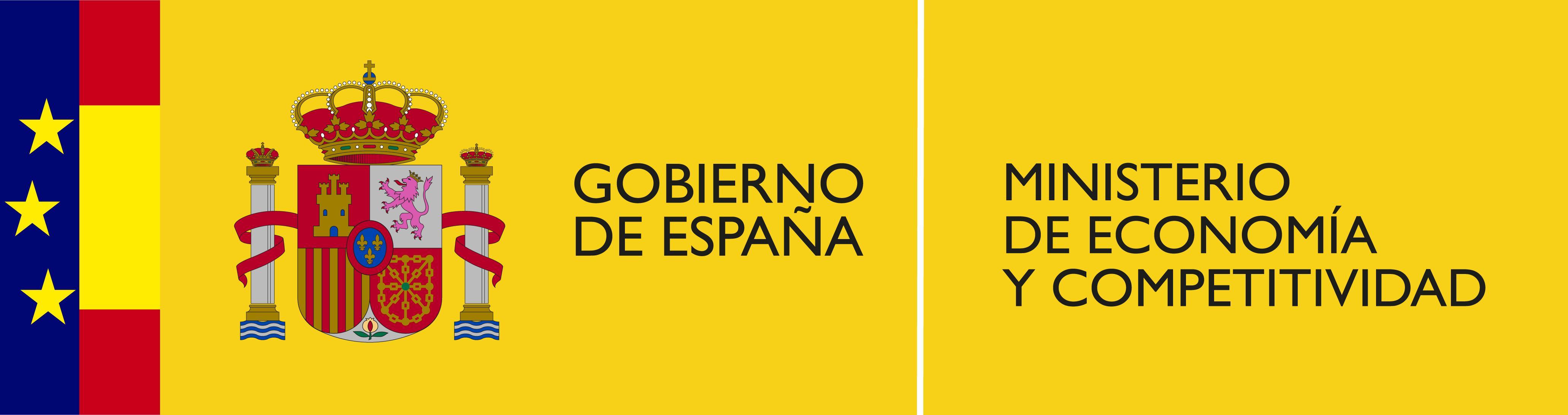 Logo Ministerio de Economía y Competitividad